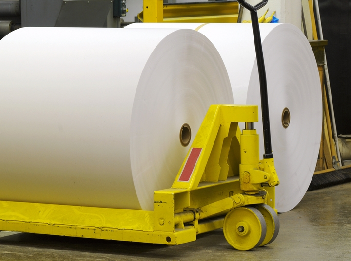 paper sheeting